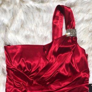 Bisou Bisou Dresses - Little Red Dress NWT